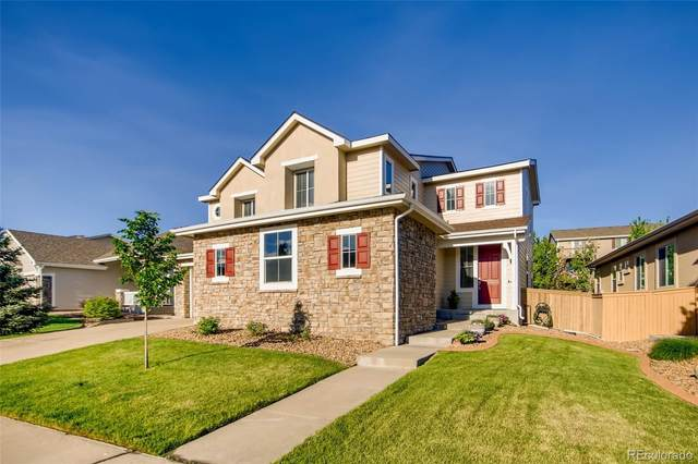 10980 Glengate Circle, Highlands Ranch, CO 80130 (MLS #2992861) :: 8z Real Estate