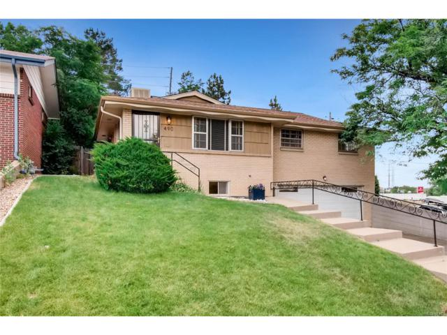 490 S Ivy Street, Denver, CO 80224 (MLS #2992910) :: 8z Real Estate