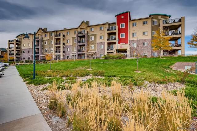725 Elmhurst Drive #102, Highlands Ranch, CO 80129 (#2993637) :: My Home Team