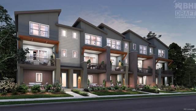 7814 W 43rd Circle #2, Wheat Ridge, CO 80033 (MLS #2993829) :: 8z Real Estate