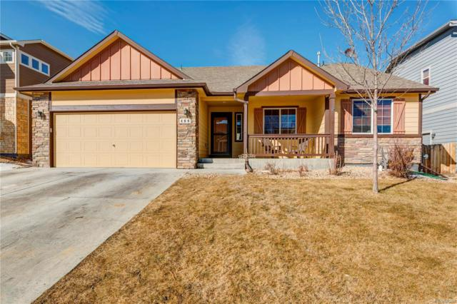 466 Territory Lane, Johnstown, CO 80534 (#2994066) :: The Griffith Home Team