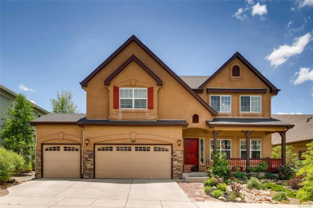 5747 Wolf Village Drive, Colorado Springs, CO 80924 (#2994247) :: My Home Team