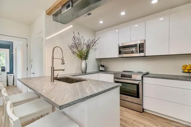 3050 W 32nd Avenue C204, Denver, CO 80211 (MLS #2994629) :: 8z Real Estate
