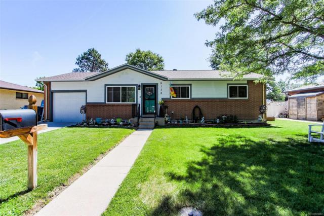 6128 Iris Way, Arvada, CO 80004 (#2994849) :: The Heyl Group at Keller Williams