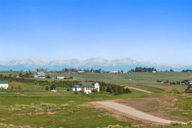 Lot 16 Ptarmigan Ranch Street, Parker, CO 80138 (#2994879) :: Arnie Stein Team | RE/MAX Masters Millennium