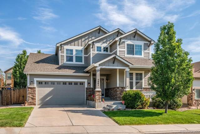 7861 E 131st Avenue, Thornton, CO 80602 (MLS #2994924) :: Bliss Realty Group