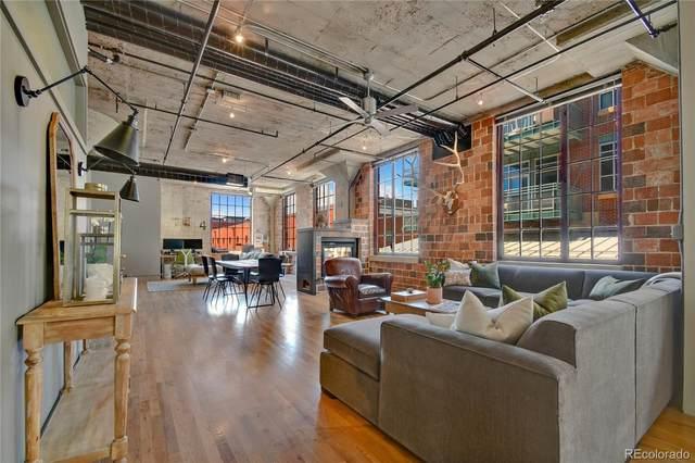 1863 Wazee Street 4E, Denver, CO 80202 (#2995253) :: Finch & Gable Real Estate Co.