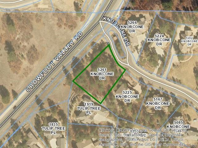 5261 Knobcone Drive, Castle Rock, CO 80108 (#2995604) :: Harling Real Estate