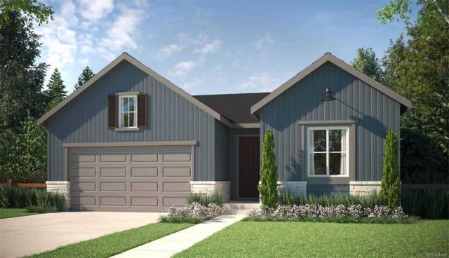 18335 W 94th Avenue, Arvada, CO 80007 (#2995913) :: Wisdom Real Estate