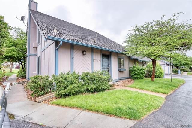 2467 S Victor Street A, Aurora, CO 80014 (#2996056) :: Wisdom Real Estate