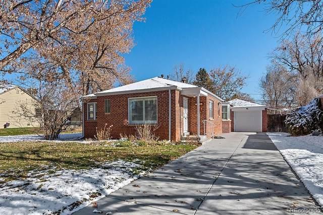 2466 S High Street, Denver, CO 80210 (#2996825) :: Wisdom Real Estate