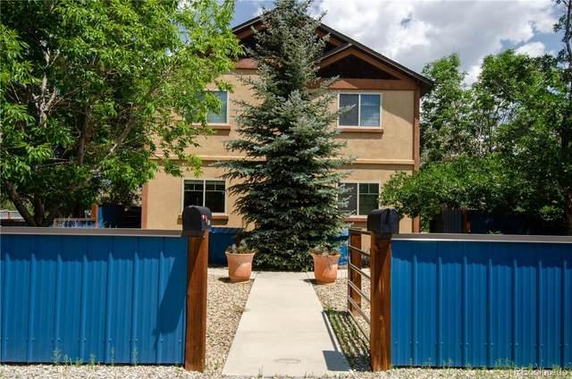 718 W 3rd Street A, Salida, CO 81201 (#2997036) :: Venterra Real Estate LLC