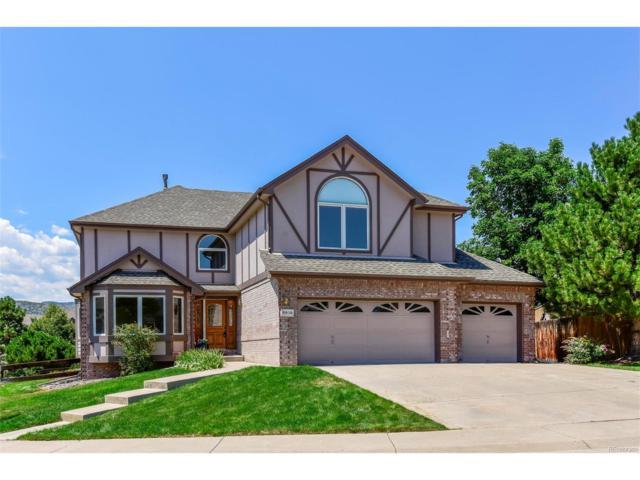 6609 S Oak Circle, Littleton, CO 80127 (MLS #2997152) :: 8z Real Estate