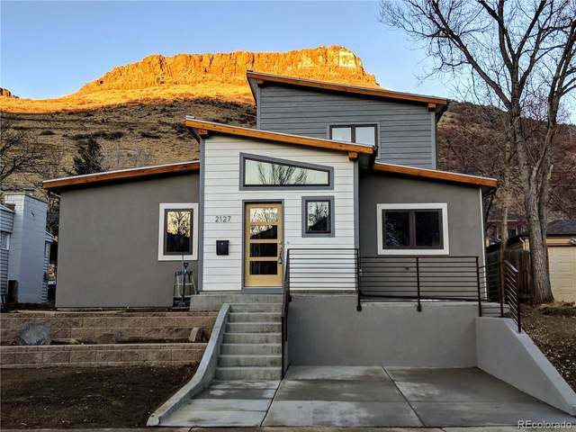 2127 Vernon Drive, Golden, CO 80401 (#2997175) :: My Home Team