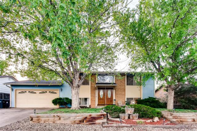 18427 W 58th Drive, Golden, CO 80403 (#2997426) :: Briggs American Properties