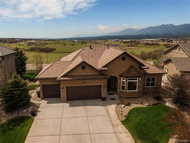 16545 Curled Oak Drive, Monument, CO 80132 (#2997447) :: The Harling Team @ Homesmart Realty Group