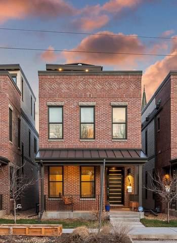 2514 Stout Street, Denver, CO 80205 (MLS #2997490) :: Kittle Real Estate