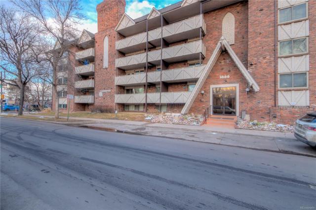 1366 Garfield Street #410, Denver, CO 80206 (#2997672) :: Colorado Home Finder Realty