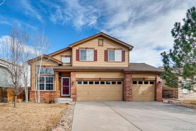 1455 Hickory Drive, Erie, CO 80516 (MLS #2997680) :: Bliss Realty Group