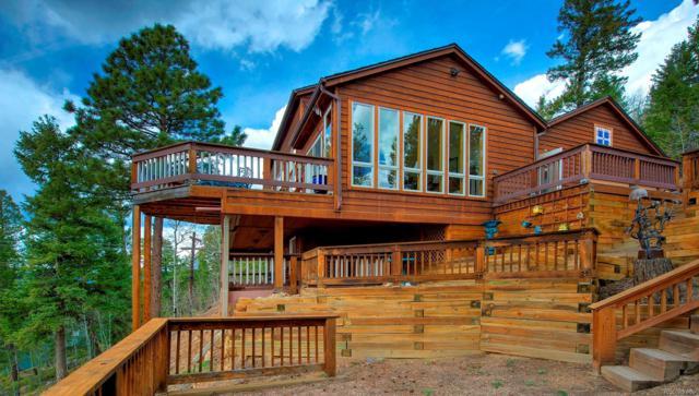 11711 Baca Road, Conifer, CO 80433 (MLS #2997864) :: 8z Real Estate