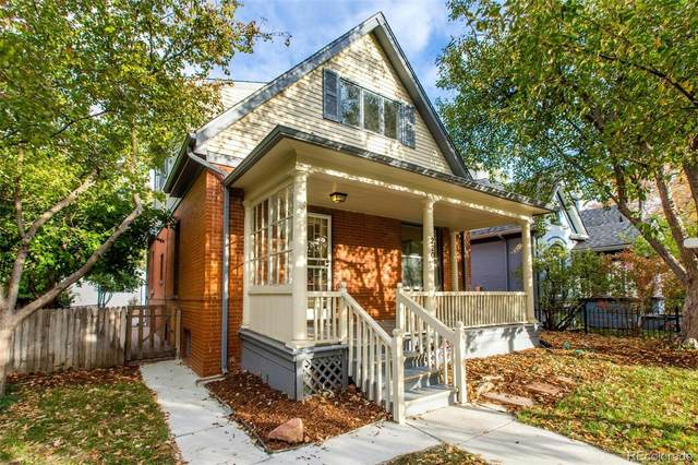 220 S Clarkson Street, Denver, CO 80209 (#2998029) :: Portenga Properties - LIV Sotheby's International Realty