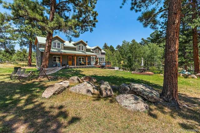 23196 Oehlmann Park Road, Conifer, CO 80433 (#2998576) :: The DeGrood Team