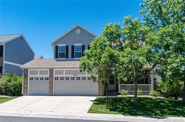 5435 S Tibet Street, Aurora, CO 80015 (#2999478) :: The Dixon Group