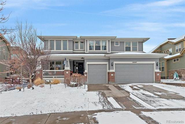 22337 E Idyllwilde Drive, Parker, CO 80138 (MLS #2999550) :: 8z Real Estate