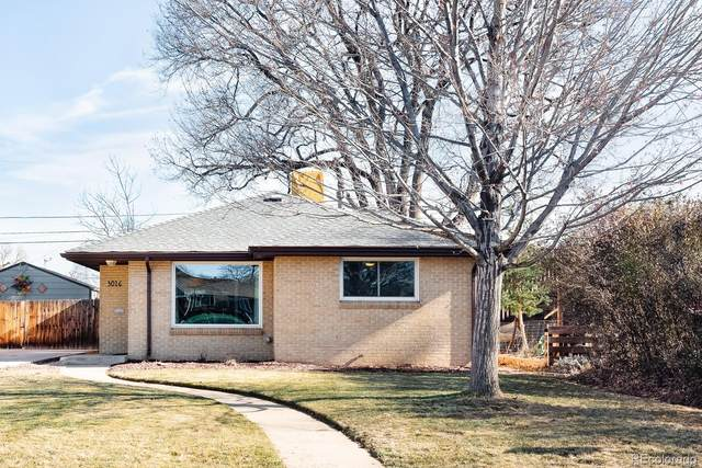 3016 N Holly Street, Denver, CO 80207 (MLS #3000213) :: The Sam Biller Home Team