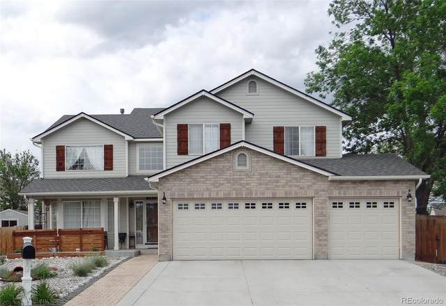 13154 Summit Grove Parkway, Thornton, CO 80241 (MLS #3000427) :: Bliss Realty Group
