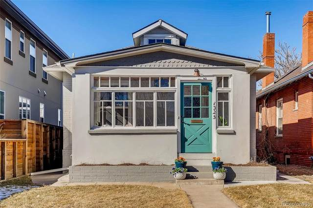 1325 S Sherman Street, Denver, CO 80210 (MLS #3000528) :: Wheelhouse Realty