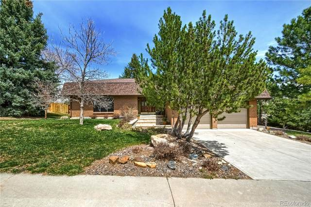 14359 W Cedar Place, Golden, CO 80401 (MLS #3000725) :: 8z Real Estate