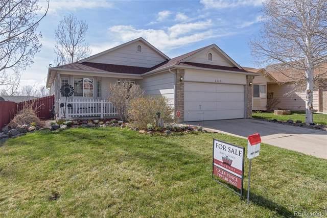 2663 Comanche Creek Drive, Brighton, CO 80601 (#3000987) :: Mile High Luxury Real Estate