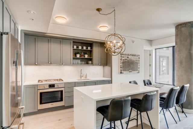 1750 Wewatta Street #921, Denver, CO 80202 (#3001243) :: Mile High Luxury Real Estate