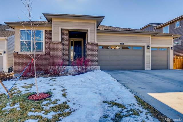 16646 Concolor Place, Parker, CO 80134 (#3001275) :: Stephanie Fryncko | Keller Williams Integrity