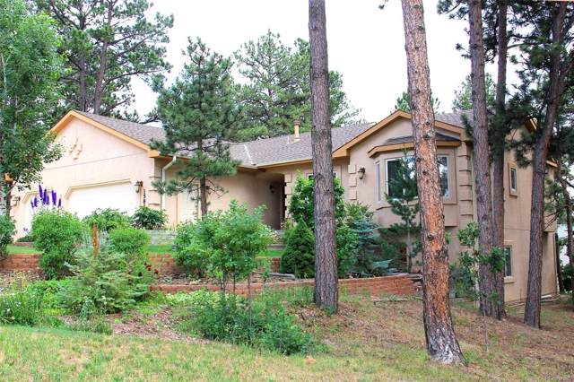 1585 Capadaro Court, Monument, CO 80132 (#3001328) :: Keller Williams Action Realty LLC