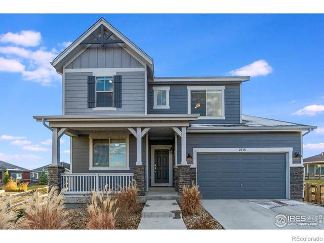2715 Saltbrush Drive, Loveland, CO 80538 (#3001632) :: Re/Max Structure