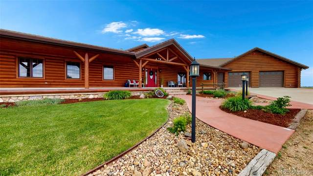 8045 E County Road 16, Johnstown, CO 80534 (#3002232) :: The Dixon Group