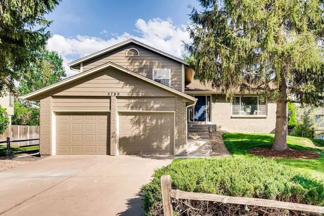 5780 S Lansing Way, Englewood, CO 80111 (#3002754) :: Compass Colorado Realty