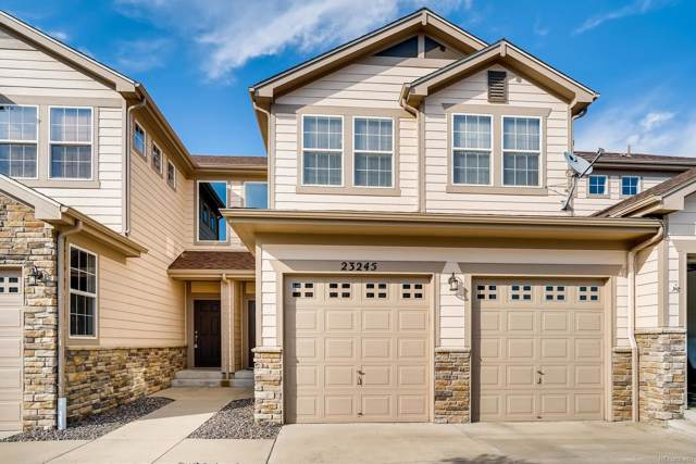 23245 York Avenue, Parker, CO 80138 (#3002845) :: The Healey Group