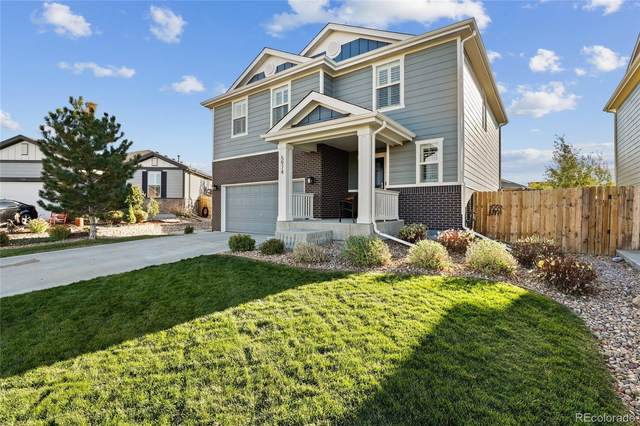 5974 S Ider Street, Aurora, CO 80016 (#3003201) :: Real Estate Professionals