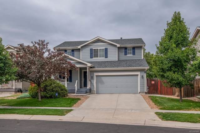 461 Baler Court, Brighton, CO 80601 (MLS #3003228) :: Keller Williams Realty