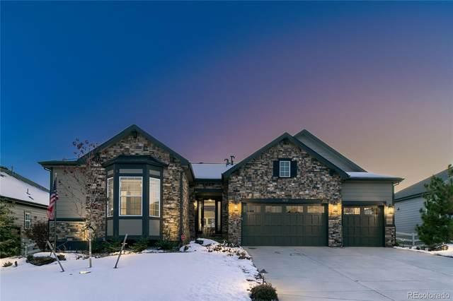 3821 Mighty Oaks Street, Castle Rock, CO 80104 (#3003751) :: Peak Properties Group