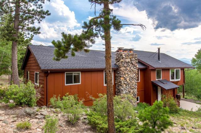 100 Stone Cliff Circle, Golden, CO 80403 (#3004025) :: milehimodern