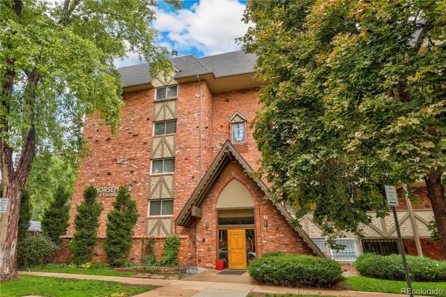 1243 Gaylord Street #303, Denver, CO 80206 (MLS #3004322) :: 8z Real Estate