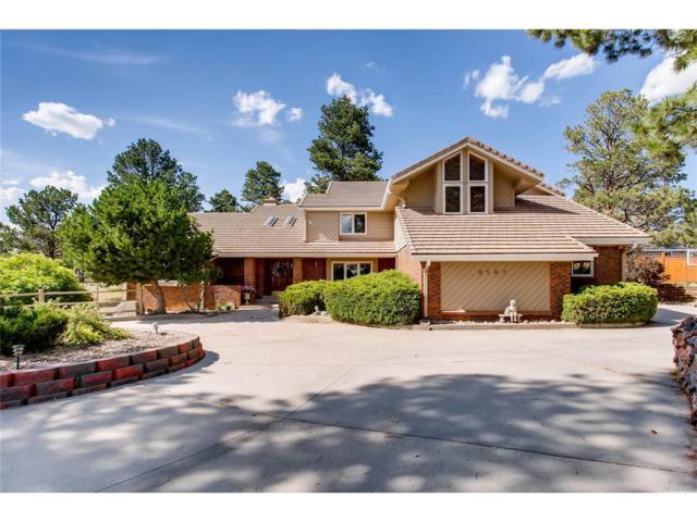 10187 Meadow Run, Parker, CO 80134 (MLS #3004577) :: 8z Real Estate