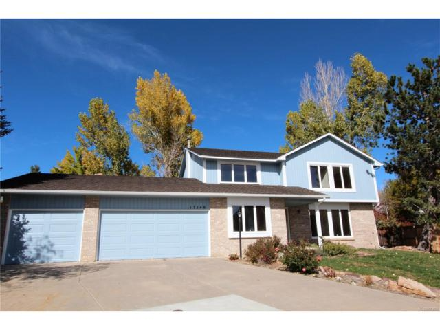 17140 E Dorado Place, Centennial, CO 80015 (#3004881) :: Structure CO Group