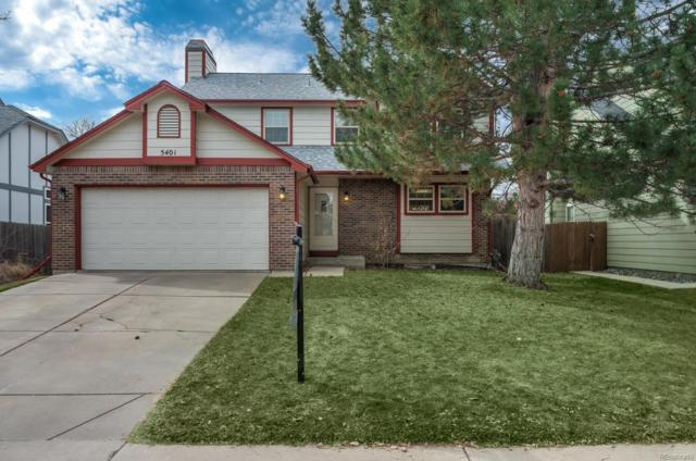 5401 E Prescott Avenue, Castle Rock, CO 80104 (#3005056) :: Compass Colorado Realty