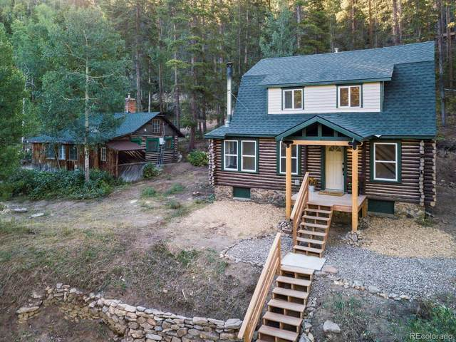 4422 Gamble Gulch Road, Rollinsville, CO 80474 (#3005128) :: The Gilbert Group