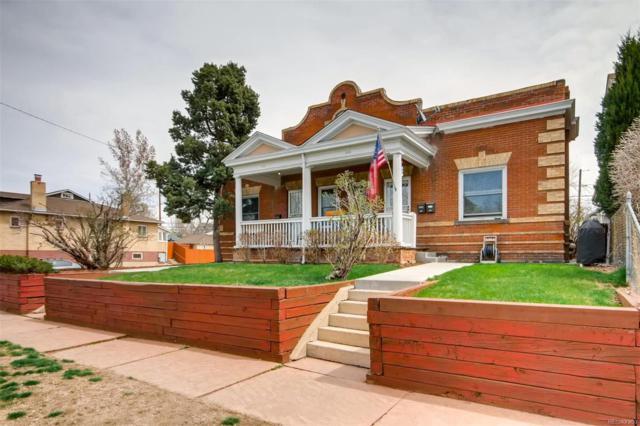 502 S Sherman Street, Denver, CO 80209 (#3005357) :: Bring Home Denver with Keller Williams Downtown Realty LLC